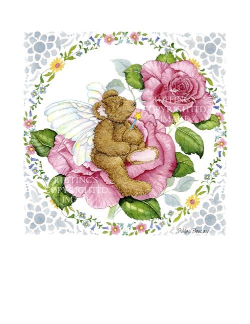 Fairy Bear by Max Bailey