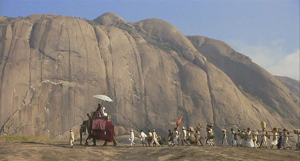 A Passage To India movie still