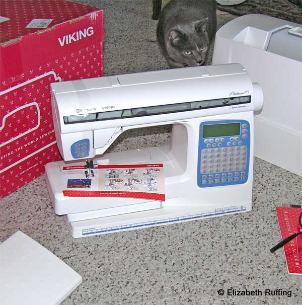 My Husqvarna Viking Sewing Machine Repair Problems
