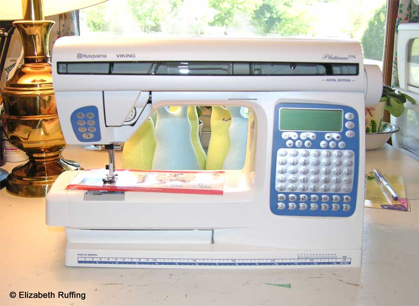 My Husqvarna Viking Sewing Machine Repair Problems Continue