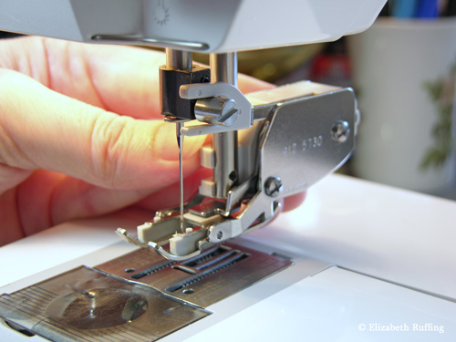 How to attach a walking foot to your sewing machine