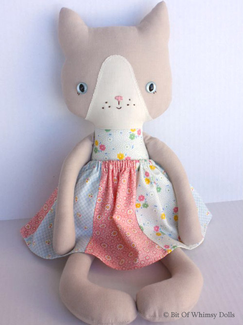 Francis Violet by Bit Of Whimsy Dolls