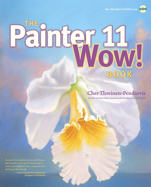 The Painter 11 Wow! Book by Cher Threinen-Pendarvis