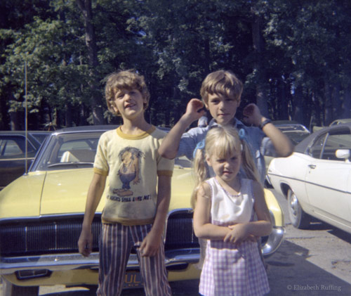 Dave, Steve, and Elizabeth