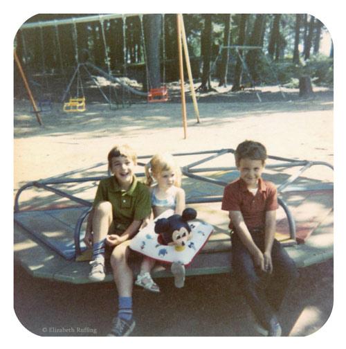 Steve, Elizabeth, and Dave