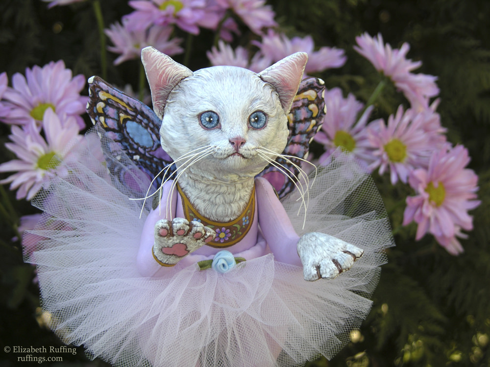 Opal the Pixie Kitten by Max Bailey and Elizabeth Ruffing